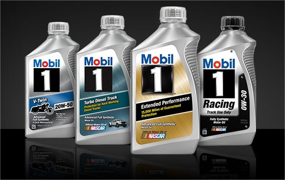 Aceites Mobil One